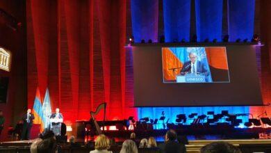 Photo of Փարիզում տեղի է ունեցել Անրի Վերնոյի ծննդյան 100-ամյա հոբելյանին նվիրված միջոցառում