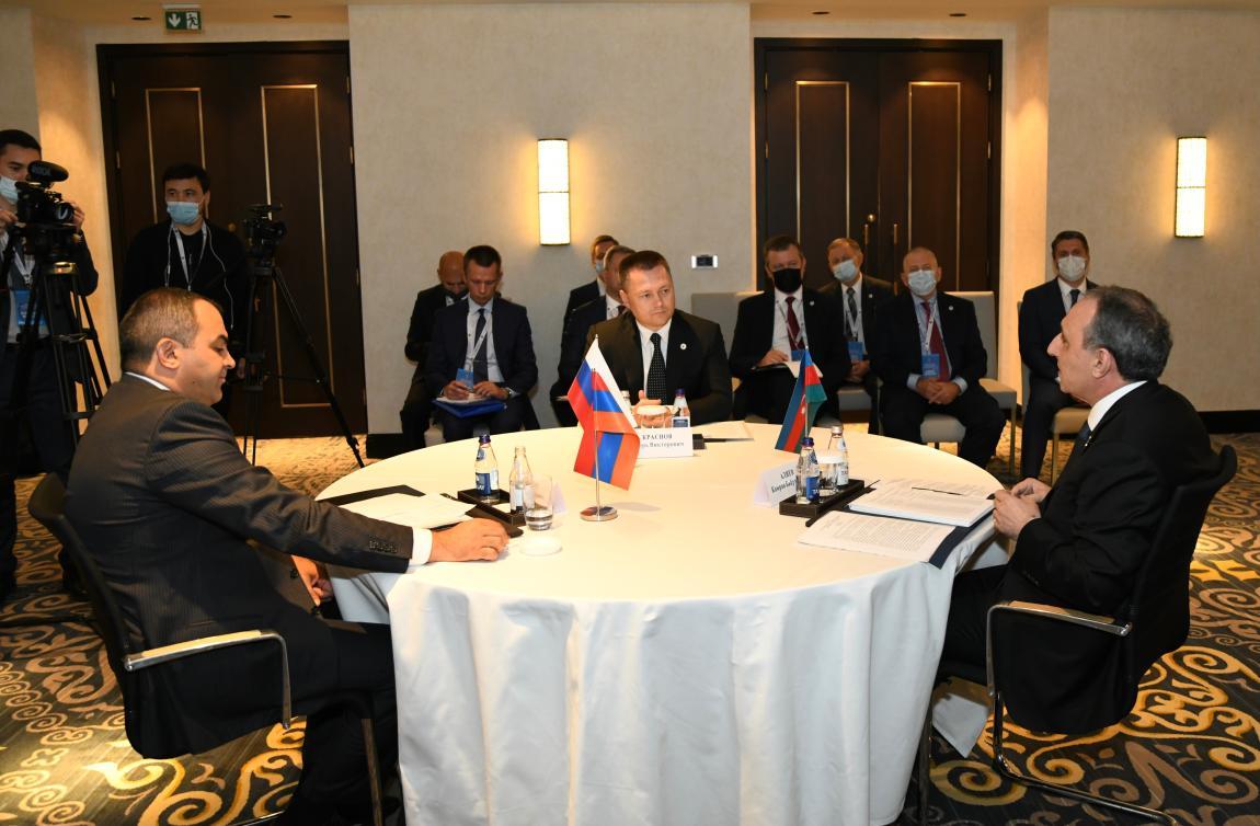 Photo of Генпрокуроры Армении, РФ и Азербайджана обсудили вопросы Нагорного Карабаха