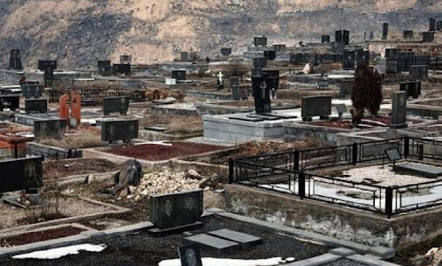 Photo of Մասիսի գերեզմանատնից գողություն կատարած անձը բռնվեց մայրաքաղաքում