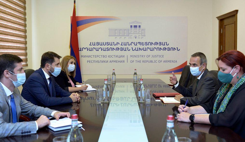 Photo of Армения нуждается в поддержке международных партнеров в вопросе пленных – министр