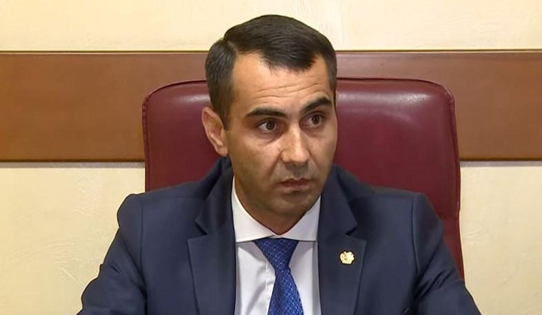 Photo of Вопрос о назначении Карена Саркисяна губернатором Гегаркуникской области включен в повестки заседания