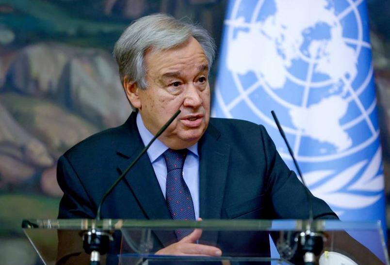 Photo of ՄԱԿ-ի գլխավոր քարտուղարը կոչ է արել անհապաղ ազատ արձակել Գվինեայի նախագահին