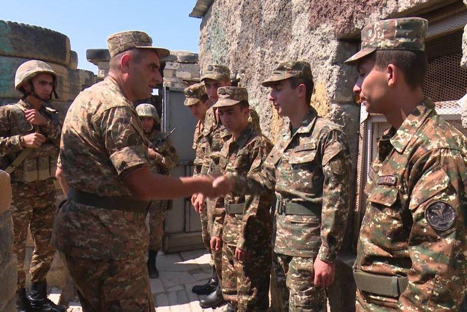 Photo of Армен Гезалян назначен начальником Штаба особого армейского корпуса-заместителем командира корпуса