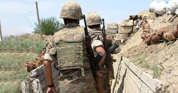 Photo of Военнослужащий АО Арцаха получил ранение: Азербайджан вновь нарушил режим прекращения огня