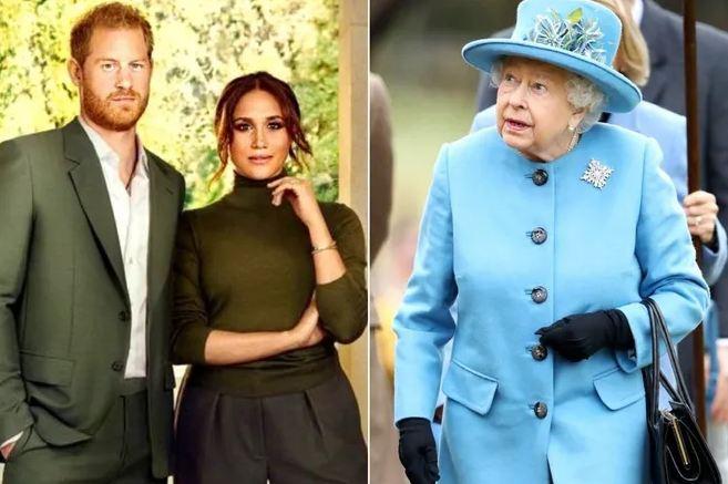 Photo of «Меган и Гарри ударили в сердце королеве»: эксперт о скандальной обложке пары