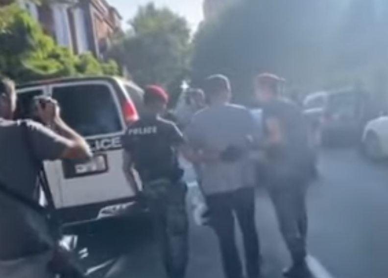 Photo of Полицейские задержали бывшего депутата Геворга Петросяна