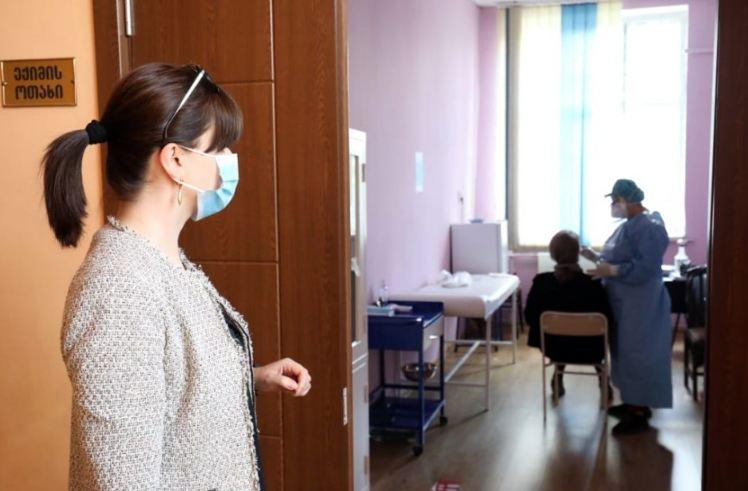 Photo of Коронавирус в Грузии: 2039 новых случаев заражения, 56 пациентов скончались