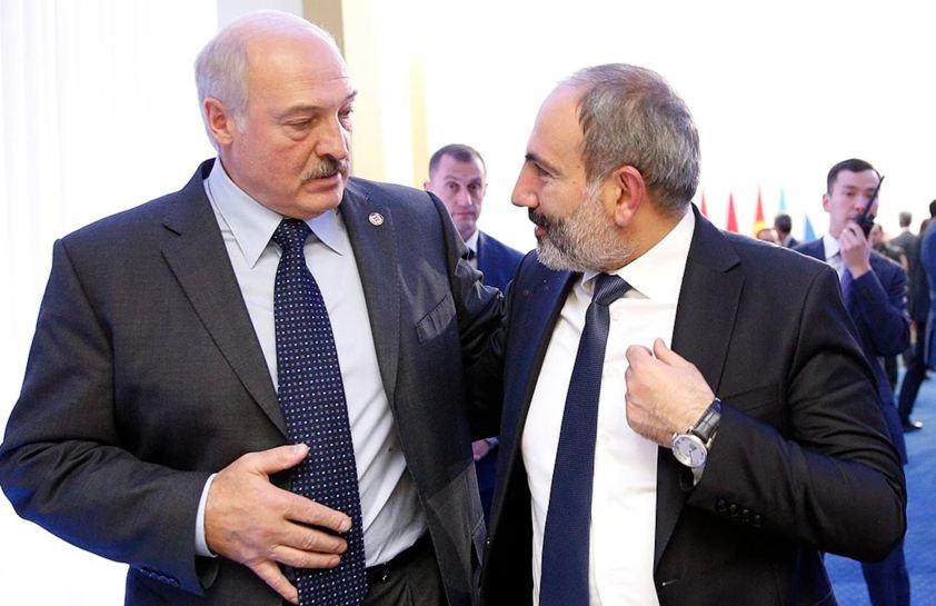 Photo of Լուկաշենկոն շնորհավորական ուղերձ է հղել Նիկոլ Փաշինյանին
