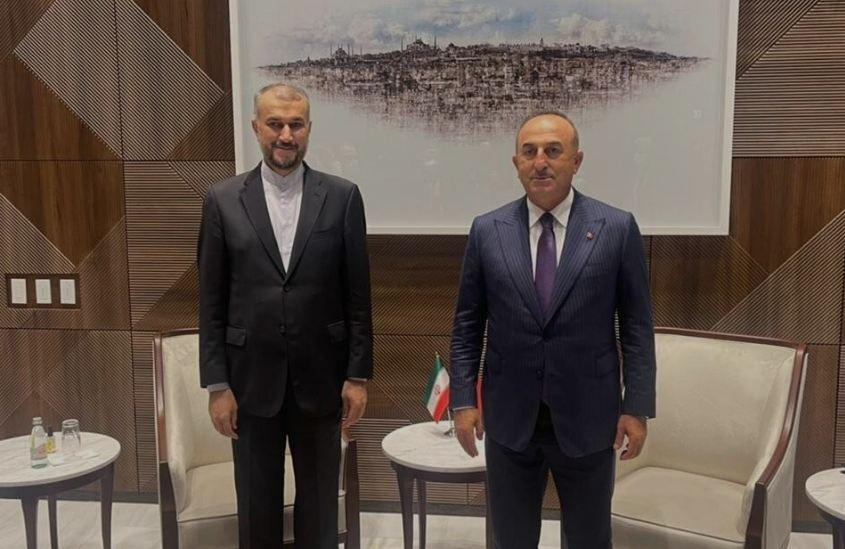 Photo of Сегодня министры иностранных дел Ирана и Турции пришли к соглашению