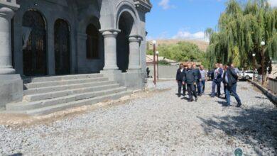 Photo of Արագյուղում վերակառուցվում է մշակույթի տունը
