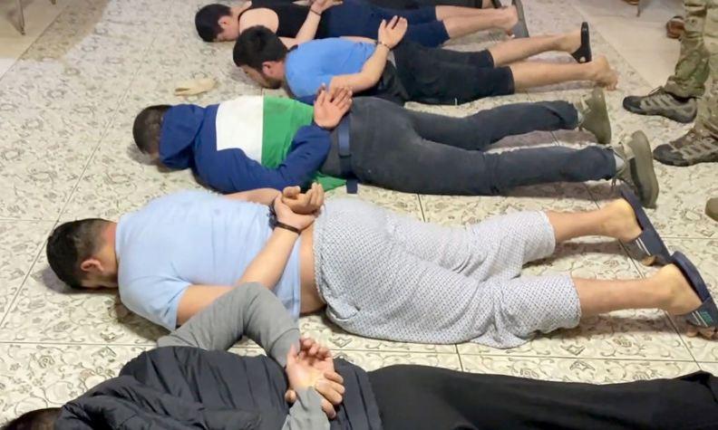 Photo of ՌԴ-ում ձերբակալել են «Քաթիբա Թաուհիդ Վալ-Ջիհադ» խմբավորման 31 ահաբեկչի