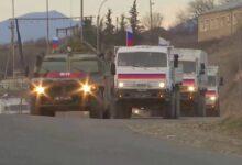 Photo of «Азербайджанцы при виде российских флагов, российских солдат, будут продолжать стрелять, но, по крайней мере, не будут продвигаться физически». Политолог