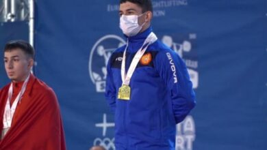 Photo of Գոռ Սահակյանը՝ ծանրամարտի Մ20 Եվրոպայի առաջնության հաղթող