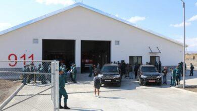 Photo of В Ширакской области открылись две новые пожарные станции