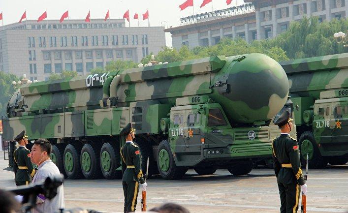 Photo of Չինաստանն ուժեղացնում է միջուկային ուժերը ռուսական մոդելի հիման վրա