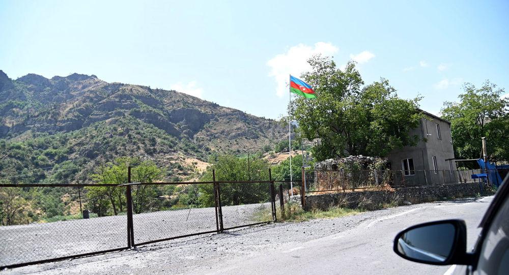 Photo of Այսօր էլ ադրբեջանցիներն արգելափակել են իրանական բեռնատար մեքենաների ազատ տեղաշարժը