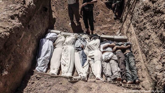 Photo of ООН: В ходе войны в Сирии погибли свыше 350 000 человек