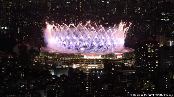 Photo of В Токио завершились Паралимпийские игры