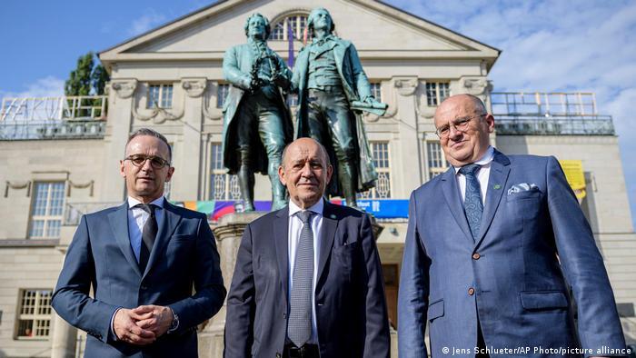 Photo of Глава МИД ФРГ назвал ситуацию в Беларуси позорным пятном посреди Европы