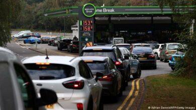 Photo of Топливный кризис: Великобритания мобилизует военных