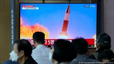 Photo of Северная Корея вновь провела ракетные испытания