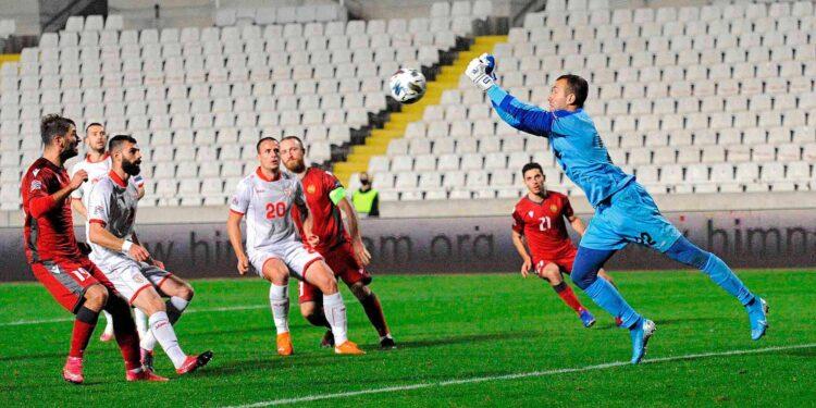 Photo of Հայաստանի հավաքականի մեկնարկային կազմը Հս. Մակեդոնիայի դեմ խաղում, ուղիղ եթեր