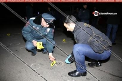 Photo of Երևանի կենտրոնում հրազենային վնասվածքներ ստացած 23-ամյա երիտասարդը մահացել է. նախկին պատգամավորի որդին դեռ հիվանդանոցում է