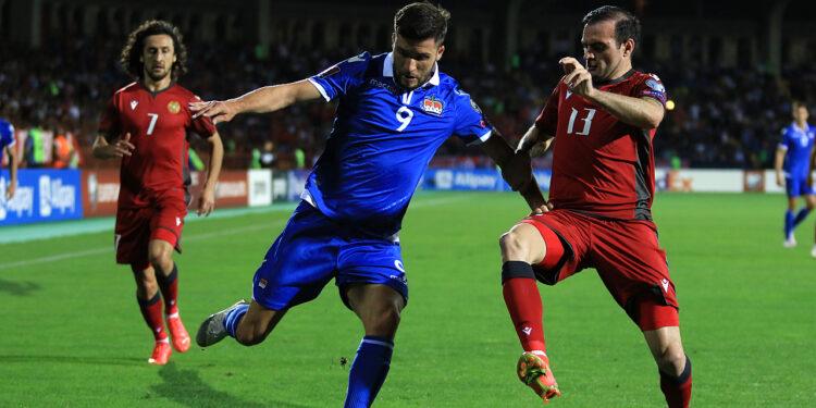 Photo of ԱԱ-2022. Հայաստանի հավաքականն առաջին կեսից հետո հաղթում է Լիխտենշտեյնին