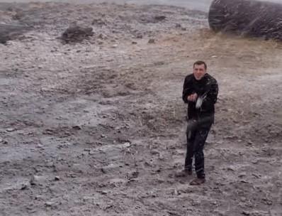 Photo of В Армении выпал первый снег: главный метеоролог выложил видео