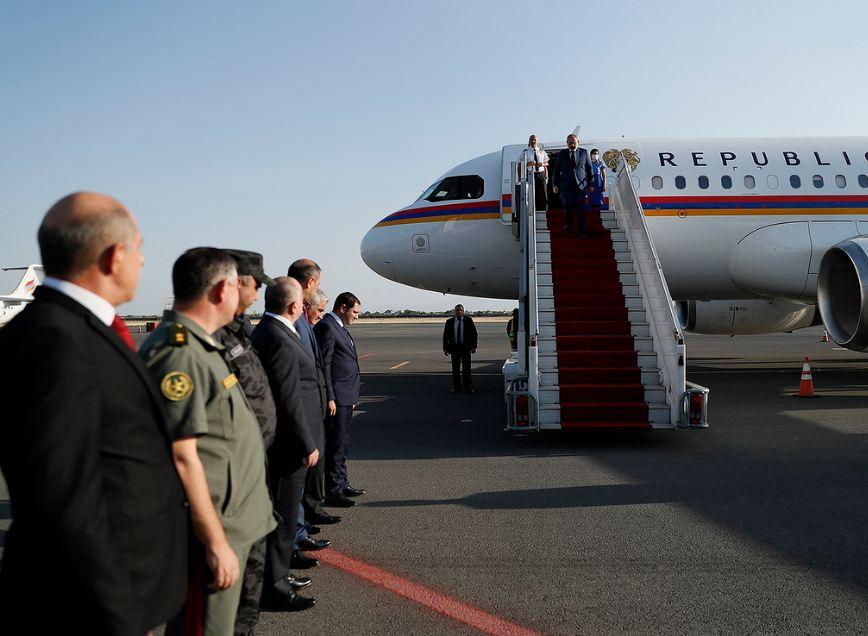 Photo of Նիկոլ Փաշինյանը վերադարձել է Երևան