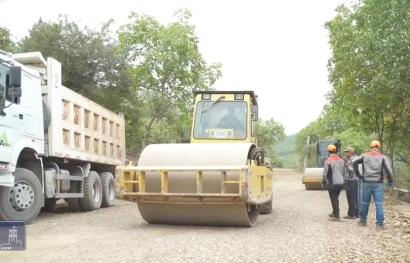 Photo of 43-километровая дорога из Татева до Агвани будет готова к концу ноября