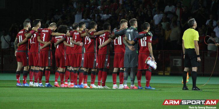Photo of Сборная Армении сдала позиции в рейтинге ФИФА