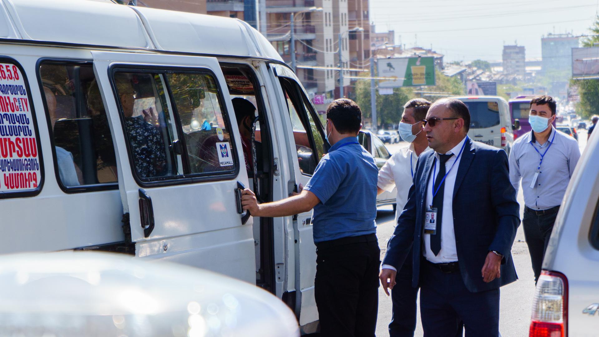 Photo of Covid-19. վերահսկողություն` Արաբկիր և Դավիթաշեն վարչական շրջաններում