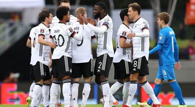 Photo of ЧМ-2022: Германия разгромила Исландию, Северная Македония и Румыния сыграли вничью