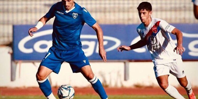 Photo of Հայ ֆուտբոլիստը նորամուտն է նշել Հունաստանի Սուպերլիգայում