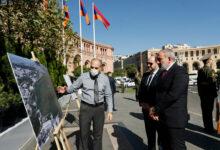 Photo of Премьер-министру представили проект Парка жизни и намеченные работы