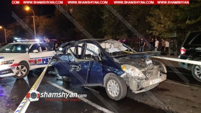 Photo of Արտակարգ դեպք Երևանում. Nissan Versa-ում պայթյուն է տեղի ունեցել. կան վիրավորներ