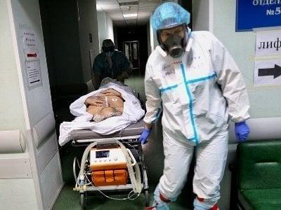 Photo of В России зарегистрировали 719 смертей из-за коронавируса за сутки