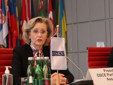 Photo of Председатель ПА ОБСЕ отметила важность установления в Нагорном Карабахе длительного мира