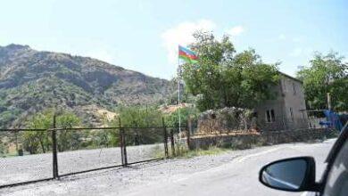 Photo of Вице-мэр города Горис: Азербайджанцы начали строительство на Воротанском участке дороги Горис-Капан
