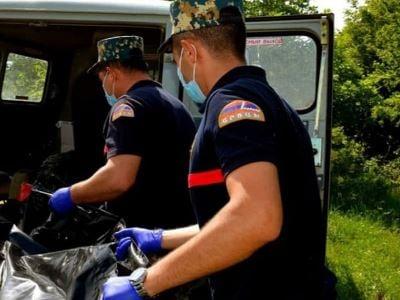 Photo of В Гадруте обнаружены останки еще одного погибшего в ходе 44-дневной войны