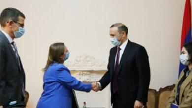 Photo of Секретарь Совбеза Армении и посол США высоко оценили усилия сопредседателей МГ ОБСЕ