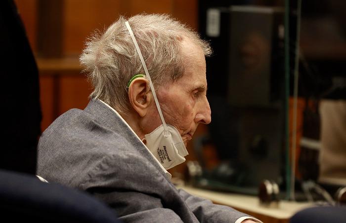 Photo of Американского миллионера Роберта Дерста признали виновным в убийстве
