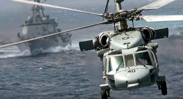 Photo of В Калифорнии при крушении вертолета ВМС США погибли пять человек