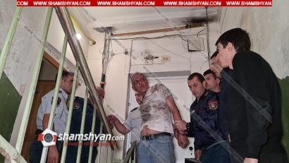 Photo of Սպանություն Երեւանում. Բնակարանում հայտնաբերվել է դանակի մի քանի հարված ստացած տղամարդու դի