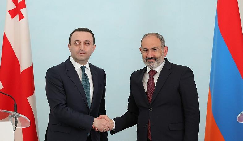 Photo of Геополитика региона делает наше сотрудничество более значимым: Гарибашвили поздравил Никола Пашиняна