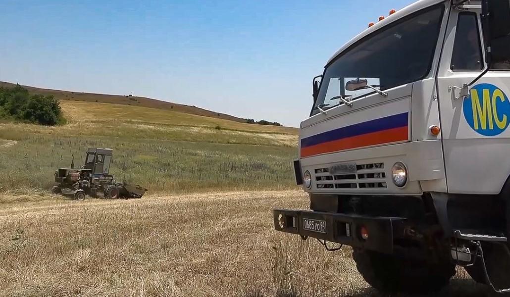 Photo of Արցախում ռուս խաղաղապահները ադրբեջանական 4 շարասյան են ուղեկցել
