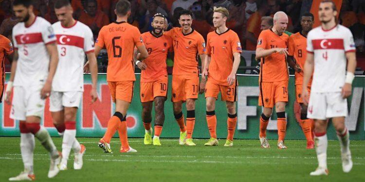 Photo of ЧМ-2022։ Крупная победа Дании, Голландия — Турция — 6:1