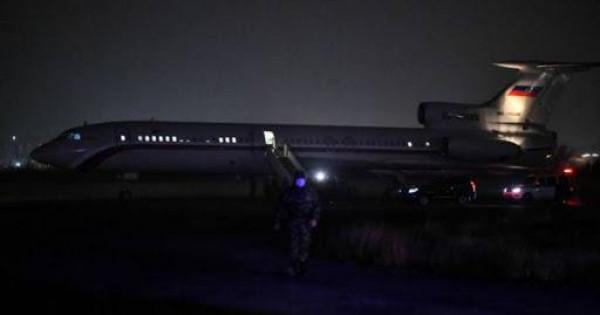 Photo of Самолет с армянскими пленными приземлился в Ереване – видео. armeniasputnik