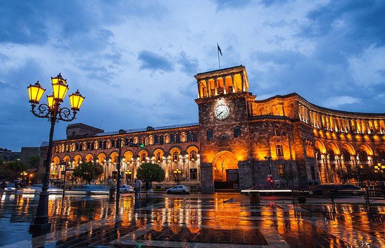 Photo of 20 сентября с 17:00 будут перекрыты все улицы, ведущие к Площади Республики: Полиция Армении